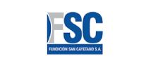 Logo Fundición San Cayetano
